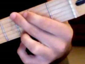 یادگرفتن گیتار